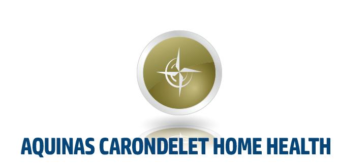 Aquinas Carondelet Home Health Logo