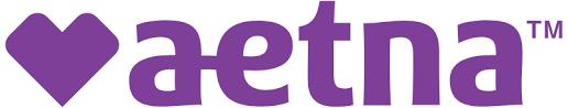 Aetna logo.