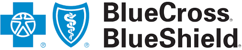 Blue Cross Blue Shield Logo.